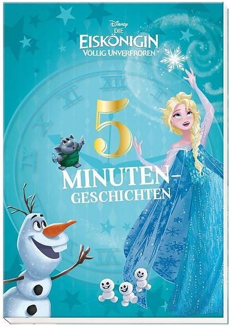 Rütter_Translation_Köln_Disney-5-Minuten-Geschichten_Elsa_Eiskönigin_Nelson