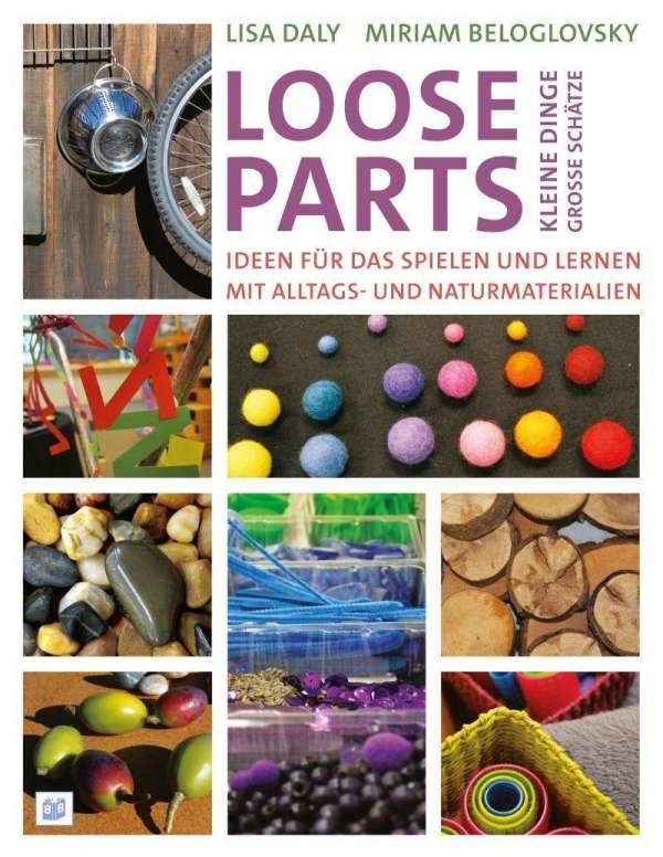 Rütter_Translation_Köln_Loose Parts_Kleine Dinge große Schätze_Ideen für das Spielen und Lernen mit Alltags- und Naturmaterialien